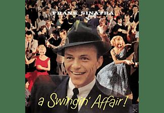 Frank Sinatra - A Swing Affair  - (CD)