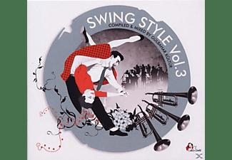 VARIOUS - Swing Style Vol.3  - (CD)