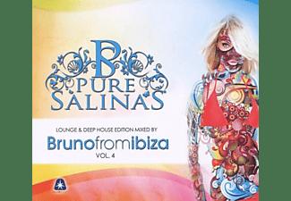 VARIOUS - Pure Salinas Vol.4  - (CD)