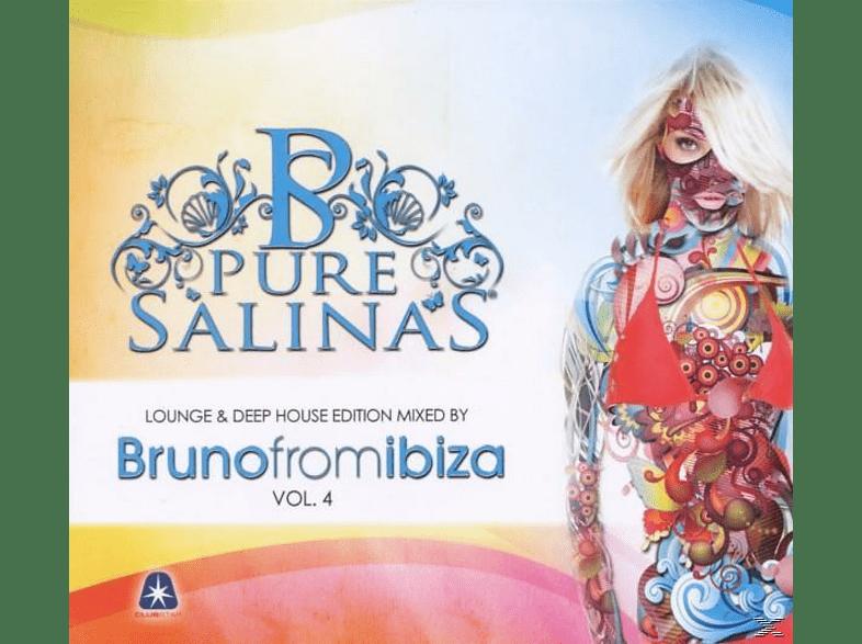 VARIOUS - Pure Salinas Vol.4 [CD]
