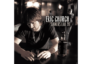 Eric Church - Sinners Like Me - (CD)