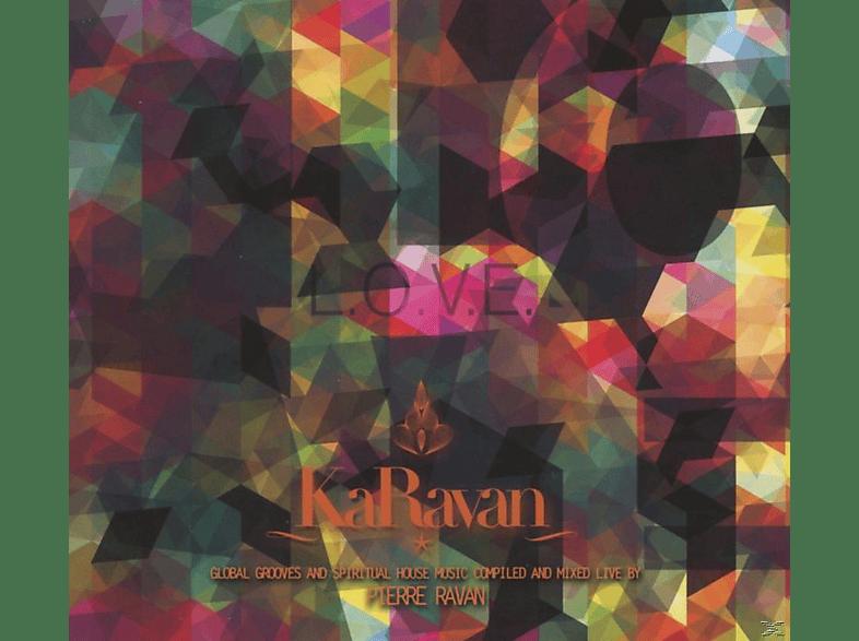 VARIOUS - Karavan - L.O.V.E. (Part 7) [CD]