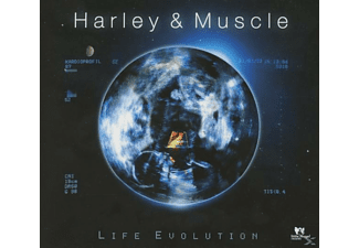 Harley & Muscle - Life Evolution  - (CD)