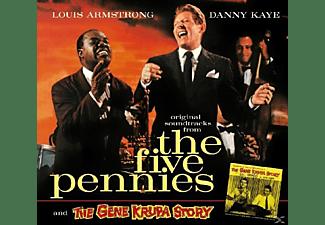 OST/VARIOUS - 5 Pennies/Gene Krupa Story  - (CD)