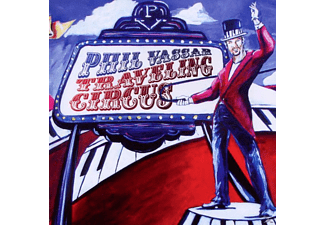 Phil Vassar - Traveling Circus - (CD)
