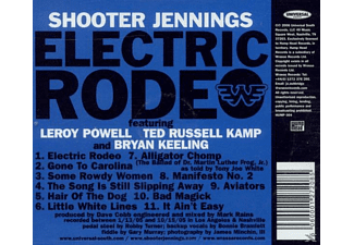 Shooter Jennings - Electric Rodeo  - (CD)