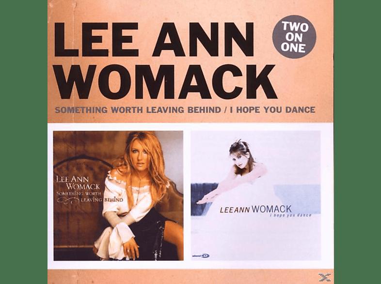 Womack Lee Ann - Something Worth Leaving Behind [CD]