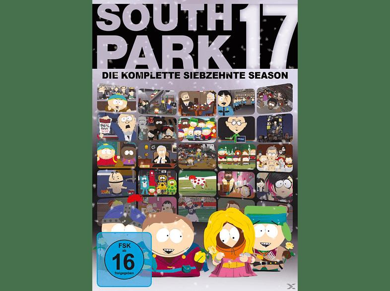 South Park – Season 17 [DVD]