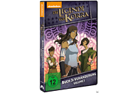 Die Legende von Korra Buch 3: Veränderung – Vol. 1 [DVD]