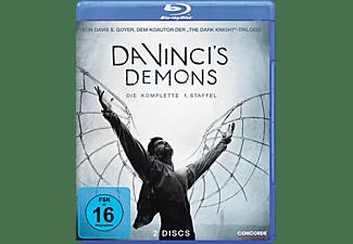 DA VINCI S DEMONS 1.STAFFEL KOMPLETT Blu-ray