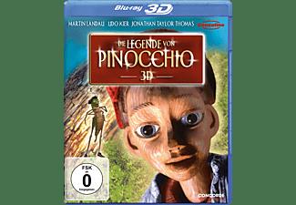 DIE LEGENDE VON PINOCCHIO 3D Blu-ray