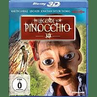 DIE LEGENDE VON PINOCCHIO [3D Blu-ray]