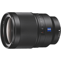 SONY SEL35F14Z Zeiss Vollformat - 35 mm f/1.4 ASPH, DMR, Circulare Blende (Objektiv für Sony E-Mount, Schwarz)