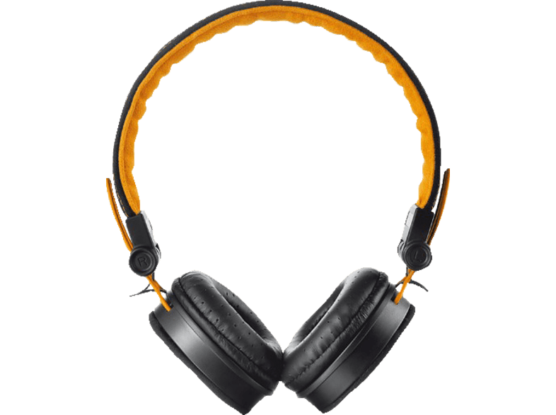 URBAN REVOLT Fyber Casque audio orange (20079)