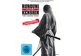 Rurouni Kenshin - The Legend Ends - (DVD)