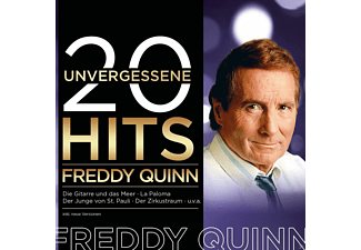 Freddy Quinn - 20 Unvergessene Hits - (CD)