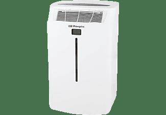 Aire acondicionado portátil - Orbegozo ADR 95, 2250 Kilofrigorías/hora, Bomba de calor