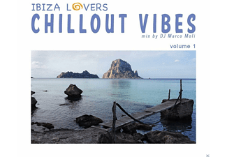 VARIOUS - Chilout Vibes Vol.1 - (CD)