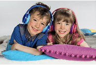 "HAMA ""Blink´n Kids"", Over-ear Kopfhörer  Blau"