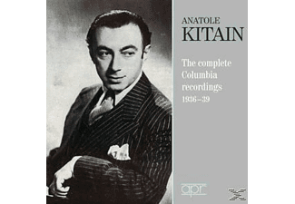 Anatole Kitain - Anatole Kitain-The Complete Columbia Recordings - (CD)