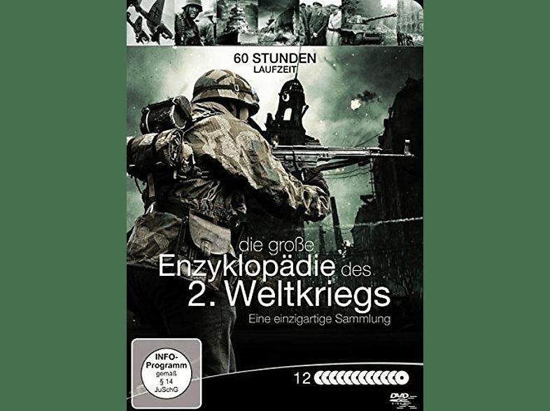 Die große Enzyklopädie des zweiten Weltkriegs [DVD]