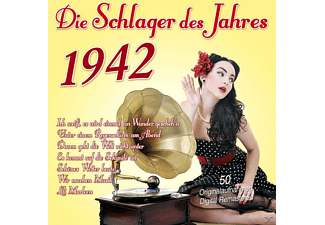 VARIOUS - Die Schlager Des Jahres 1942  - (CD)