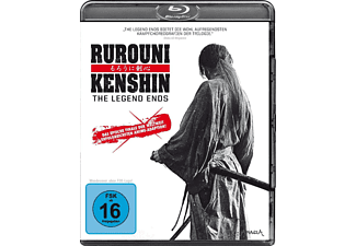 Rurouni Kenshin - The Legend Ends - (Blu-ray)