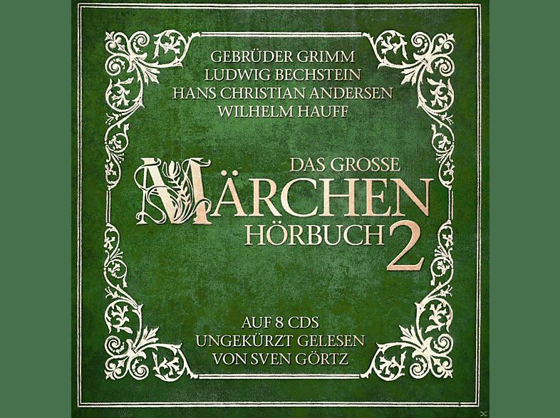 Märchen-Hörbuch - Das Große Märchenhörbuch 2 - (CD)