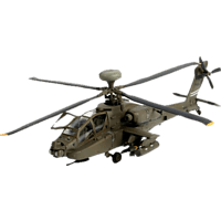 REVELL 64046 AH-64D Longbow Apache, Olivgrün