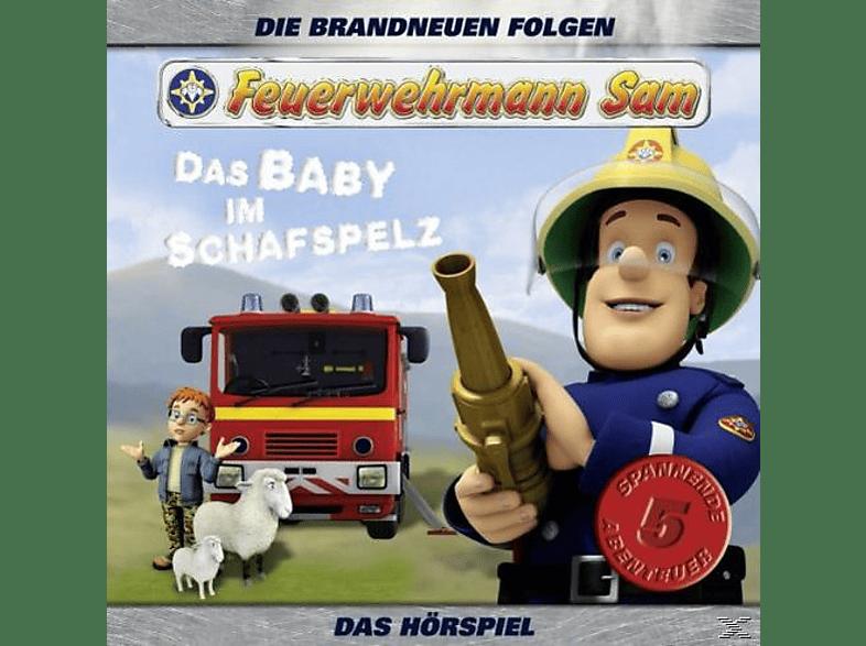 Feuerwehrmann Sam 02: Das Baby im Schafspelz - (CD)