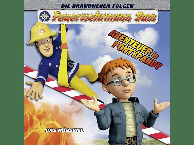 Feuerwehrmann Sam - Feuerwehrmann Sam: Abenteuer in Pontypandy - (CD)