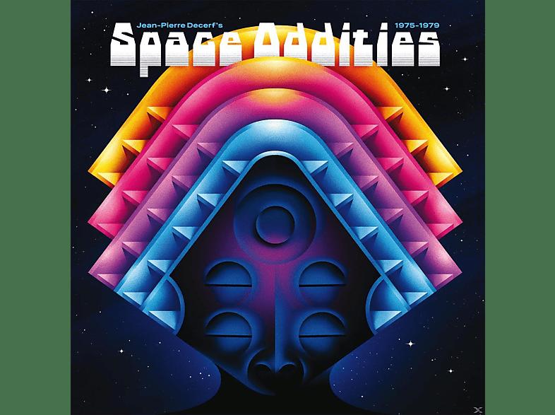 Jean-Pierre Decerf - Space Oddities 1975-1979 [CD]