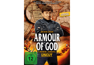 Armour of God - Chinese Zodiac UNCUT - (DVD)
