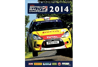 British Rally 2014 Review DVD