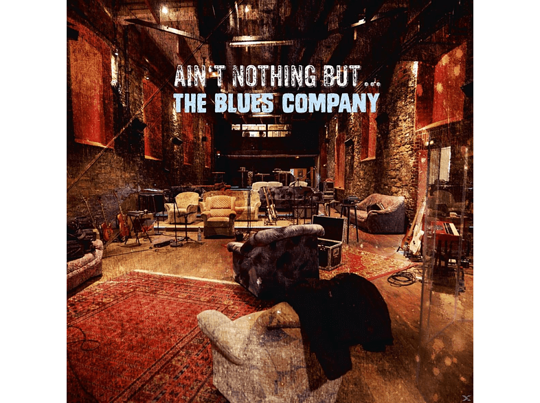 Blues Company - Ain't Nothin' But The Blues C [CD]