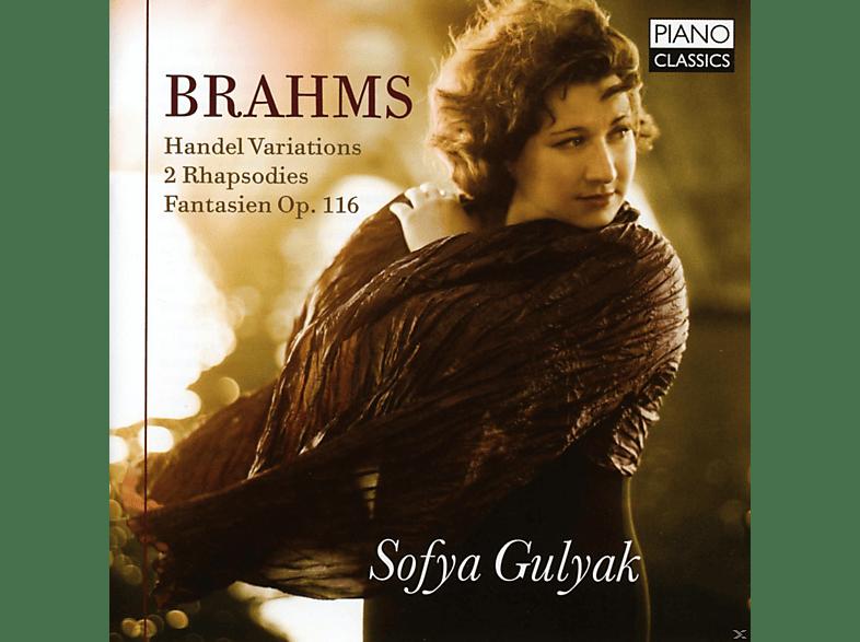 Sofya Gulyak - Händel Variations / Rhapsodies / Fantasien [CD]