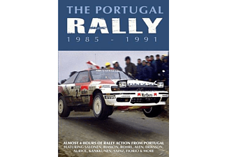 The Portugal Rally 1985-1991 - (DVD)