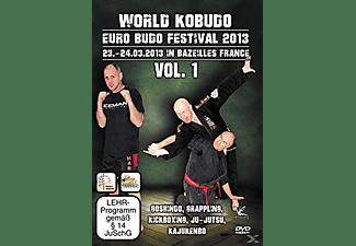 Goshindo,Ju-Jitsu,Self Defense & Budo DVD