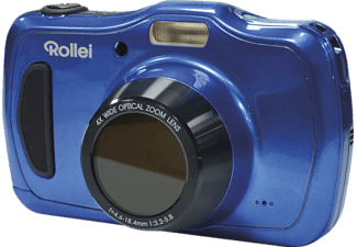 ROLLEI Compact camera Sportsline 100 Blauw (10055)