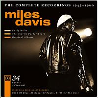 Miles Davis - Miles Davis: The Complete Recordings (1945-1960) [CD]