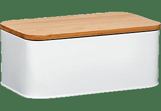 ZELLER 25370 Brotkasten Weiß matt