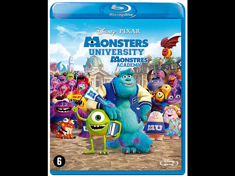 Monstres Academy Blu-ray