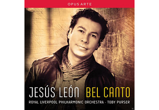 Leon Jesus, Toby Purser, Royal Liverpool Pilharmonic Orchestra, VARIOUS - Bel Canto - (CD)