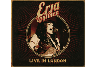 Erja Lyytinen - Live In London (Cd+Dvd) - (CD + DVD)