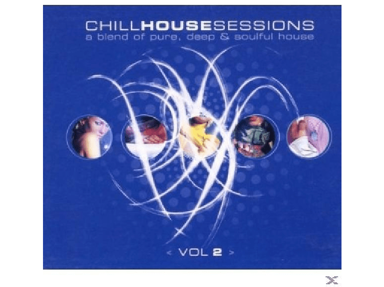 VARIOUS - Chill House Sessions 2 [CD]