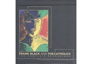 Frank Black, The Catholics - The Complete Recordings (Ltd 7cd Box Set) - (CD)