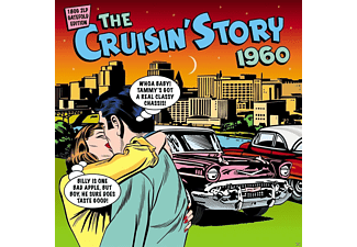 VARIOUS - THE CRUISIN STORY 1960-180G (GATEFOLD) - (Vinyl)