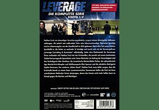 Leverage - Die Komplette Serie DVD