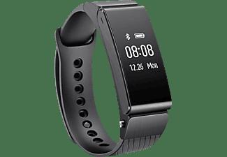 Pulsera de actividad - Huawei Talkband B2 Negra con pantalla táctil PMOLED