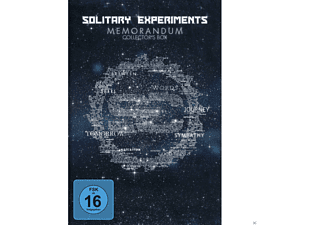 Solitary Experiments - Memorandum (Collector's Box) - (CD + DVD)